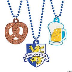 Oktoberfest Bead Necklaces
