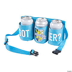 Oktoberfest Beer Holster Belt