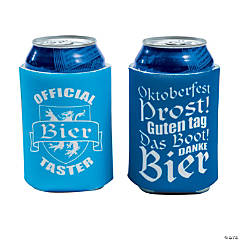 Oktoberfest Sayings Can Covers