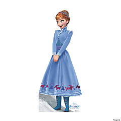 Olaf's Frozen Adventure™ Anna Stand-Up