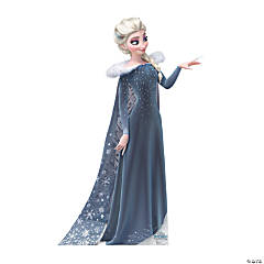 Olaf's Frozen Adventure™ Elsa Stand-Up