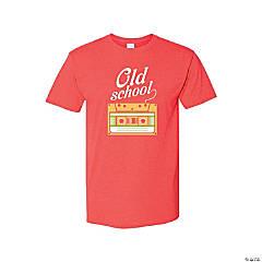 Old School Adult's T-Shirt - XL