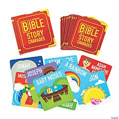 Old Testament Charades Games
