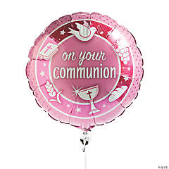 On Your Communion Pink 18
