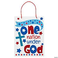One Nation Under God Sign Craft Kit