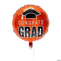 Orange Congrats Grad 18