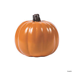 Orange Craft Pumpkin