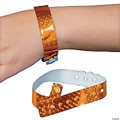 Orange Laser Wristbands - Less than Perfect