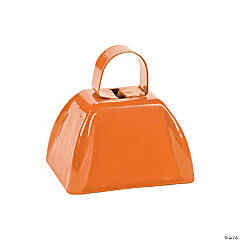 Orange School Cowbells