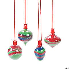 Ornament Sand Art Bottle Necklaces