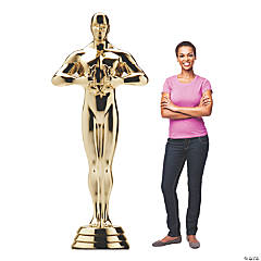 Oscars® Trophy Stand-Up