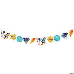 Out of This World Garland