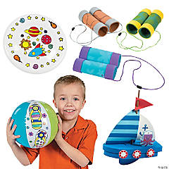 Outdoor Fun Craft Assortment