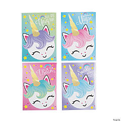 Oversized Unicorn Stickers