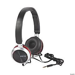 Overtime® Remix Red Headphones