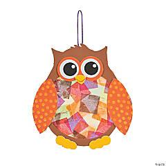 Owl Tissue Paper Craft Kit