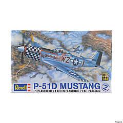 P-51D Mustang Plastic Model Kit