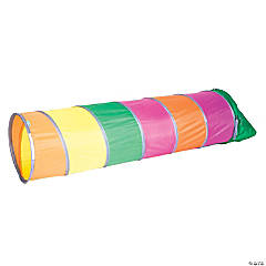 Pacific Play Tents Rainbow Swirl 6 FT Tunnel
