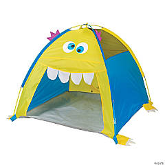 Pacific Play Tents Sparky The Friendly Monster Dome Tent