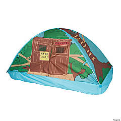 Pacific Play Tents Tree House Bed Tent - Twin Size