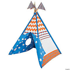 Pacific Play Tents Vintage Cotton Canvas Teepee