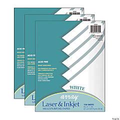 Pacon® Mutli-Purpose Paper, White, 8-1/2