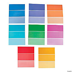 Paint Chip Pocket Folders
