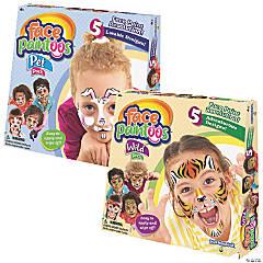 Paintoos™ Face Paintoos™ Wild Pack & Pet Pack