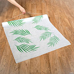 Palm Leaf Aisle Runner