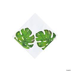 Palm Leaf  Beverage Napkins