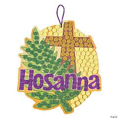 Palm Leaf Hosanna Mosaic Craft Kit