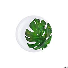 Palm Leaf Paper Dessert Plates - 8 Ct.