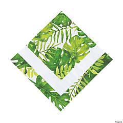 Palm Leaf Paper Luncheon Napkins