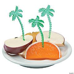 Palm Tree Picks - 72 Pc.