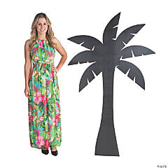 Palm Tree Silhouette Stand-Up