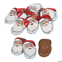 Palmer® Caramel Chocolate Santas