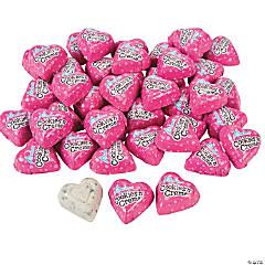 Palmer® Cookies 'N Creme Hearts