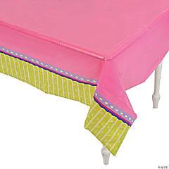 Panda Party Tablecloth