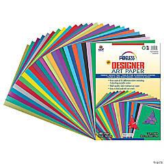 Paper Assortment, 25 Assorted Colors, 12