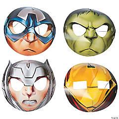 Paper Avengers Assemble™ Masks