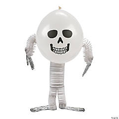 Paper Balloon Skeleton