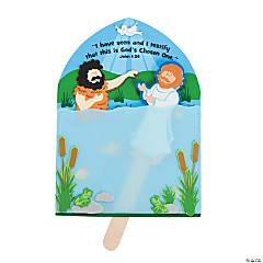 Paper Baptism of Jesus Craft Kit