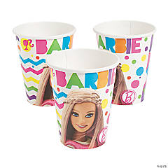 Paper Barbie™ Sparkle Cups
