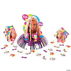 Paper Barbie™ Sparkle Table Decorating Kit