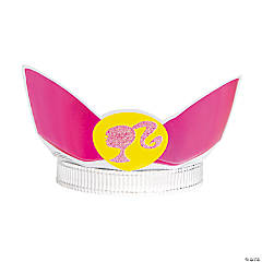 Paper Barbie™ Sparkle Tiara Headbands