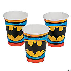 Paper Batman™ Cups