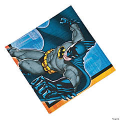 Paper Batman™ Luncheon Napkins