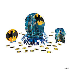 Paper Batman Table Decorating Kit