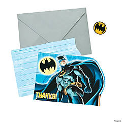 Paper Batman™ Thank You Cards