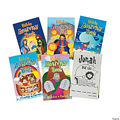 Paper Bible Activity Pads